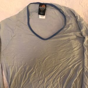 Patagonia Wool Top - Light, Stretchy, Soft Top